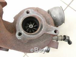 Turbocompresseur Turbo Turbocompresseur à gaz d'échappement pour Galaxy II WGR