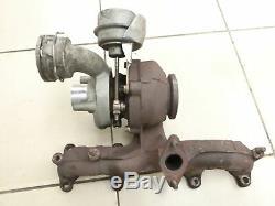 Turbocompresseur Turbo Turbocompresseur à gaz d'échappement pour VW Touran 1T