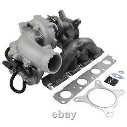 Turbocompresseur Turbo pour VW Golf 5 6 Audi A3 TT Leon 2.0 TFSI GTI 06F145702C