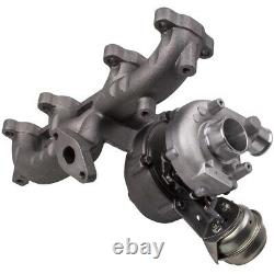 Turbocompresseur for Audi, seat, skoda, vw 1,9 tdi, 110/116ps 713673 713672-0002