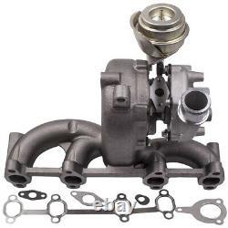 Turbocompresseur for Audi, seat, skoda, vw 1,9 tdi, 110/116ps 713673 713672-0005