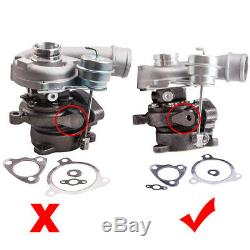 Turbocompresseur pour Audi 1.8L 225PS S3 TT Turbo Seat BAM 53049880023 Turbine