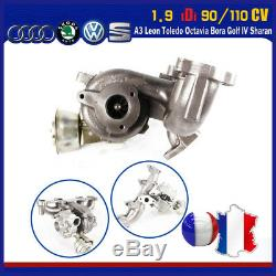 Turbocompresseur turbo GT17V 713672 Seat Leon Toledo II 1.9 TDI 90/110 CV
