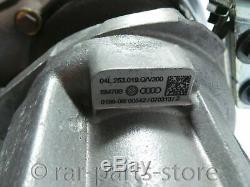 VW Golf 7 VII Audi A3 8V Q3 8R Original Turbo Turbo 2,0D 04L253019Q 13311km