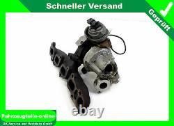 VW Golf 7 VII Turbo 04L253016H Garrett 1.6 Tdi