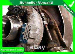 VW Golf Plus 5m1 1.9 Tdi BLS Turbo 03G253019K Kkk