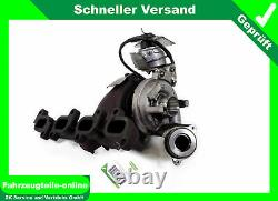 VW Passat 365 B7 Turbo 03L253016T Garrett 1.6 Tdi