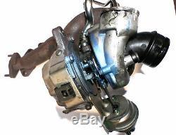 VW Touran Golf 5 Turbocompresseur Turbo 03G253019n 2,0 Tdi 16V 125kw 170PS, Bmn