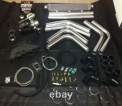 VW V6 24V R32 Turbo Kit Conversion 2,8l Golf 4 5 Bora Seat Leon Compresseur