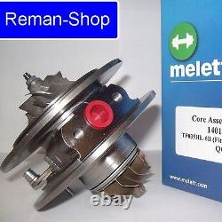 Véritable Melett Turbo Cartouche A3 Leon Golf Jetta 1.6 Tdi 75/90/105 Ch